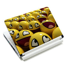 """Smily 15.6"""" PC Laptop Skin Decal Sticker Cover Fits 12"""" 13"""" 14"""" 15"""" Inch Notbook"""