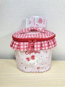 Cogimyun Vanity Pouch First Love Series Kirakira Heart SANRIO 2021 Kawaii