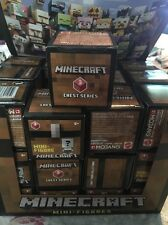 6x Set Minecraft Chest Series 3 Blind Boxes Lot Of 6 New Boxes