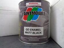 Enamel Paint Quick Dry - Mat Black -Satin - Gloss Black 4lt $49.95 pick up only