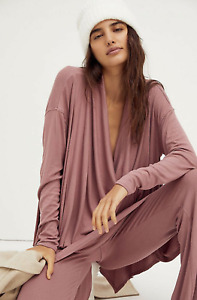 Free People Romy 2 Piece Flare Pant Set Size Small