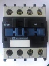 Telemecanique LC1D2501M7 Contactor