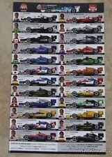 2015 St Petersburg Indy Car Spotter Guide Dixon Power Helio Montoya Kanaan