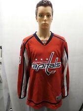 Rare Alex Semin Washington Capitals Reebok Jersey XXL 2XL NHL