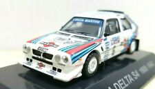 1/64 CM's 1985 LANCIA DELTA S4 RAC RALLY diecast car model