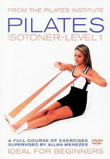 PILATES ISOTONER LEVEL1 NEW DVD A FULL COURSE OF EXERCISES BY ALLAN MENEZES Tv