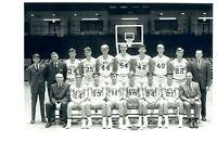 1968 1969 KENTUCKY WILDCATS 8X10 TEAM PHOTO  BASKETBALL ISSEL RUPP HOF