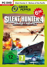 Silent Hunter 4 - Wolves of the Pacific [Green Pepper] [video game]