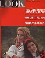 1969 LOOK - December 16-Princess Grace;Barbra Streisand