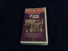 BATTLE FOR THE PLANET OF THE APES 💜 VHS VIDEO PAL~ A RARE FIND