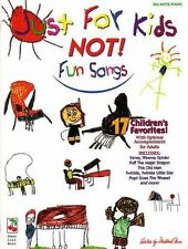 Just For Kids - NOT! Fun Songs-ExLibrary