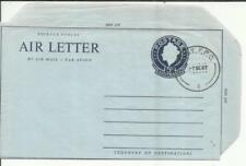 "Australia MILITARY AEROGRAMME-HG:IFG8-""DEFENCE FORCES/AIR LETTER-For Use In"