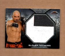 2013 Finest UFC Jumbo Fight Mat Relics #FFMGT Glover Teixeira