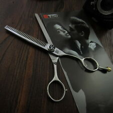 Professional Hair Thinning Scissors Offset - High End Barber Thinning Scissors
