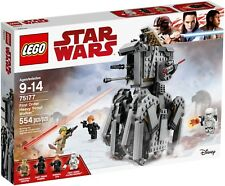LEGO Star Wars 75177: First Order Heavy Scout Walker - (Brand New)
