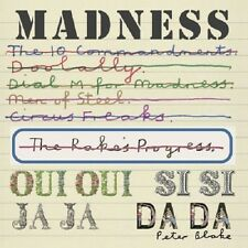 Madness Oui Oui Si Si Ja Ja Da Da CD NEW 2012