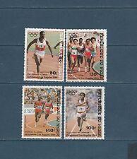 Niger poste aérienne  jeux olympiques Los Angeles   1984   num:  325/28  **