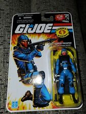 GI Joe Cobra Anti-Armor Bazooka Trooper Action Figure Sealed Hasbro MOC