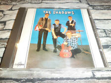CD  THE SHADOWS   DANCE WITH   APACHE  / CD TRES RARE