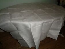Edwardian Table Cloth with ivy pattern