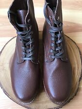 Wolverine 1000 Mile Boots Size 13 D Brown Like Red Wings Made In USA W00913