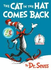 Beginner Books(R) Ser.: The Cat in the Hat Comes Back by Dr. Seuss (1958, Hardcover, Large Type / large print edition)