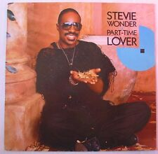 "STEVIE WONDER (Maxi 45T 12"")  PART TIME LOVER"