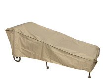 """Patio Chaise Lounge Cover - 84""""L x 30""""W x 29""""H - Keep Off Bugs, Leaves, & Debris"""