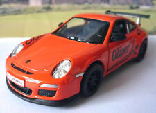PERSONALISED Any NAME Gift Porsche 911 Boys Toys Dad Car Boxed Present Free P&P