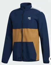 Adidas Originals Skateboarding Class Action Jacket DH3862 Navy Mens Size M BNWT
