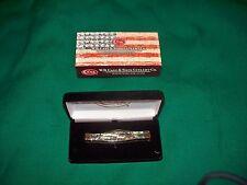 Case XX  12008 Abalone Medium Stockman Pocket Knife