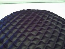 Kenworth fuel tank covers set of 2 Quilted Plum  size 24 1/2""