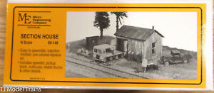 Micro Engineering Company N Scale #60-149 Section House