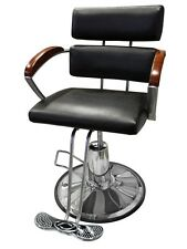Hydraulic Adjustable Barber Chair Hair Styling Salon Beauty Spa Equipment