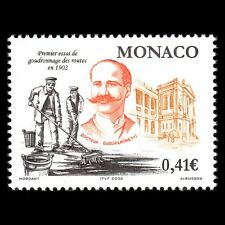 Monaco 2002 - 100th Anniv of the First Use of Asphalt on Street - Sc 2254 MNH