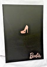 Barbie Notebook - A4 Lined Notebook w/ Barbie Logo - Genuine Mattel Product BNIB