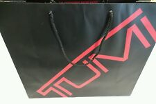 TUMI New Gift Bag, Paper Shopping Bag Wrapping Package