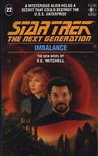 Imbalance: Star Trek the Next Generation #22-ExLibrary