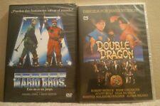 Pack 2 Dvd:Super Mario Bros+Double Dragon