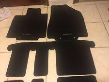 2013-2016 Nissan Pathfinder OEM Floor Mats