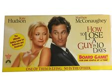How To Lose A Guy In 10 Days Board Game - Paramount Movie Promo Complete