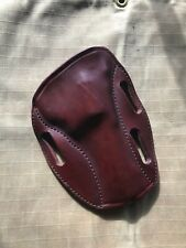 """Simply Rugged Owb Holster - Ruger Sp101 4.2"""""""