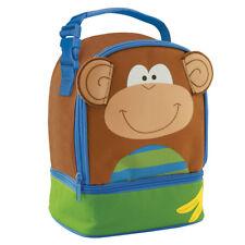 Stephen Joseph Monkey Lunch Bag | Boy's Monkey Lunch Bag | Monkey Lunch Pal