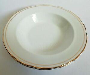 Duchess Ascot Rimmed Soup Bowls x 2