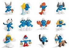 Figurines Schtroumpfs SCHLEICH HOROSCOPE au choix NEUF (Smurf Pitufo Puffi)