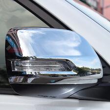 New Chrome Door Mirror Cover For Toyota LC Prado FJ150 2014 2015 2016 2017