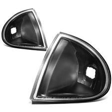 Fit 1993-1997 Honda Civic Del Sol Front Bumper Corner Light Turn Signal Lamps