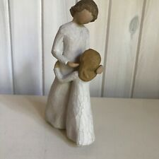 """Willow Tree Mother And Daughter Figurine 8"""" Tall Susan Lordi"""