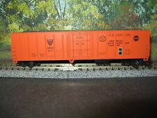 CON-COR N SCALE #001-148209-1 50ft REEFER AMERICAN REFRIGERATOR TRANSIT #2511