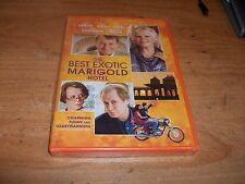 The Best Exotic Marigold Hotel (DVD, 2012) Judi Dench Drama Movie NEW